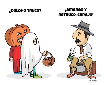 Sabes la verdadera historia de Halloween? Yo te la cuento